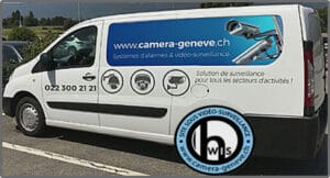 Installateur de caméra de surveillance